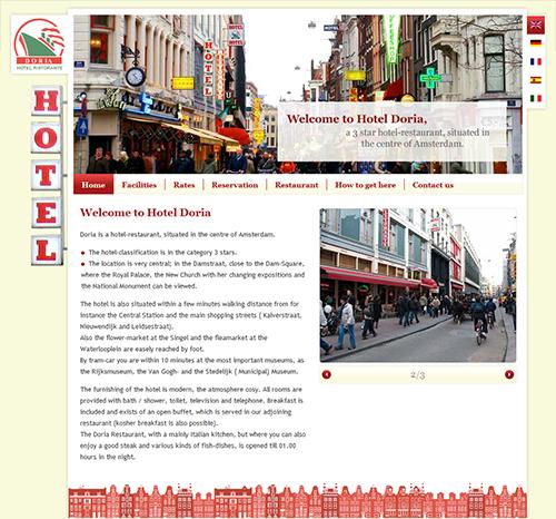 Portfolio image for Hotel Doria